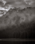 Fog, Two Jack Lake