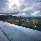 Approach to Lihue