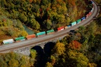 Conemaugh Viaduct - Fall Colors