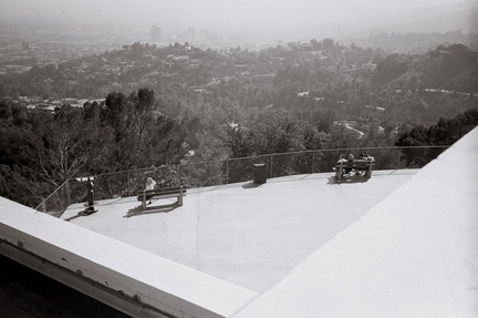 Griffith Observatory, July 2000
