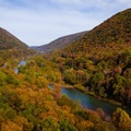 Conemaugh Gap in Autumn